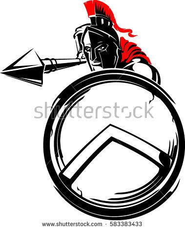 379x470 Woman Warrior Clipart Spartan