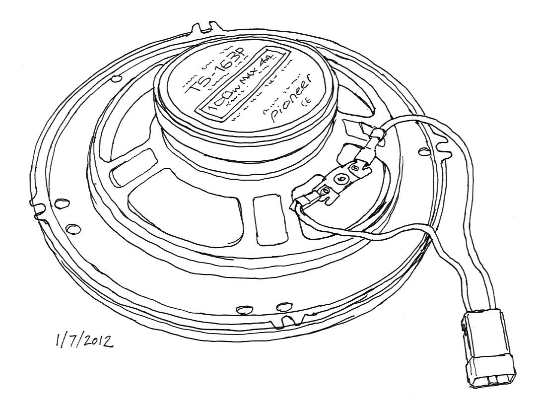 1084x816 Car Stereo Speaker Paul's Posts