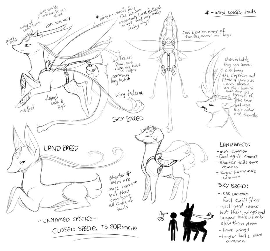 928x861 New Species Idea