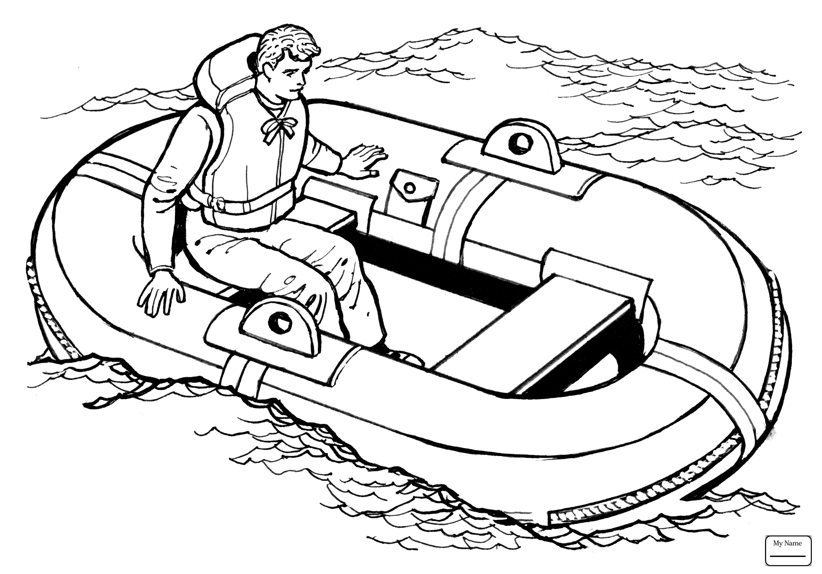 Speed Boat Drawing at GetDrawings.com | Free for personal use Speed ...