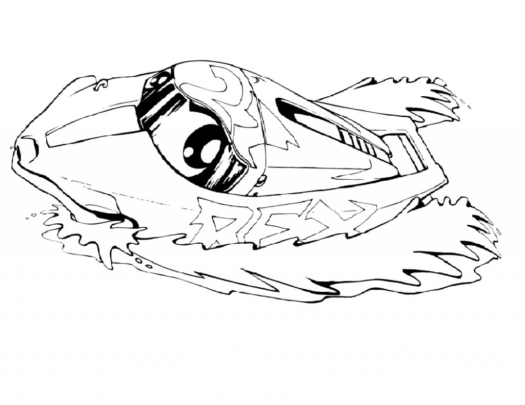 1024x791 Speed Boat Coloring Pages Miscellaneous Coloring Pages