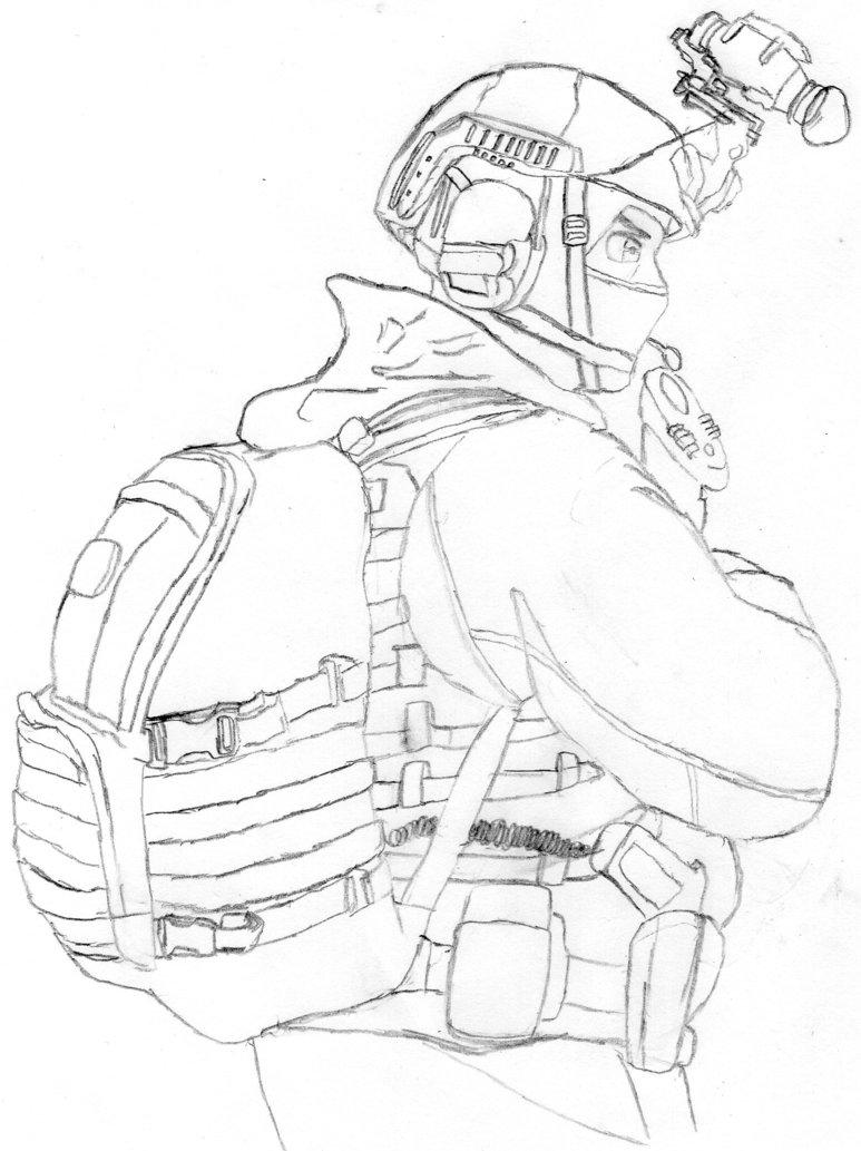 773x1033 My Picture, Spetsnaz Fsb Anime By Greatspetsnaz