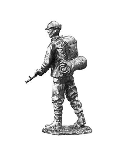 375x500 Spetsnaz Gru Ussr Commando Unpainted Tin Metal
