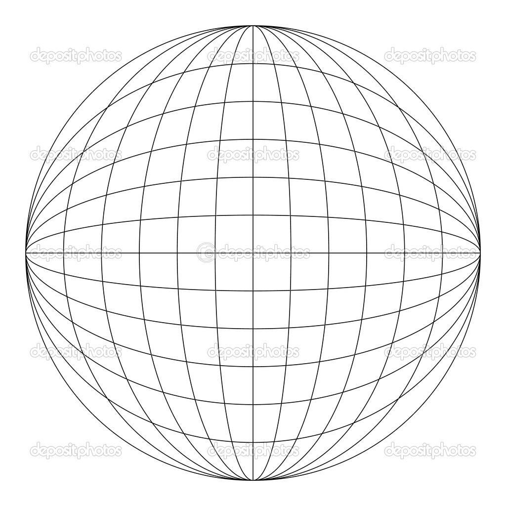 1024x1024 Sphere Vector