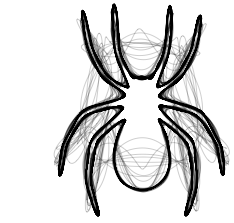 234x223 Drawn Spider Simple