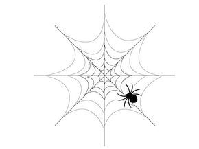 290x217 The Best Spider Web Drawing Ideas On Spider Art