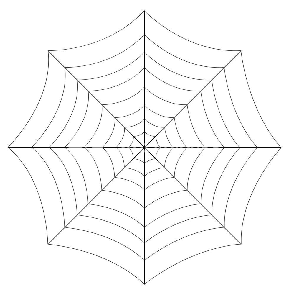 981x1000 Creative Abstract Spider Web Design Art Royalty Free Stock Image