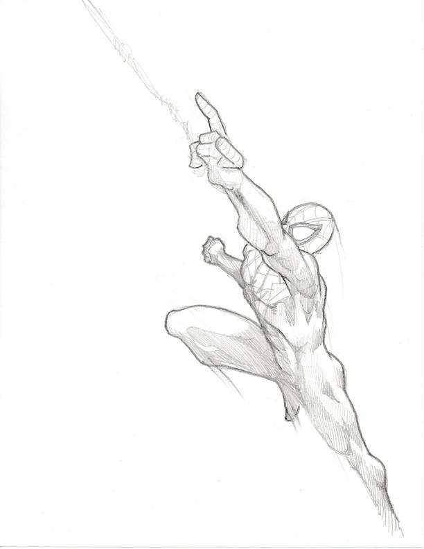612x792 Dennis M. Sweatt Comic Book Creations And Design! Ultimate Spider