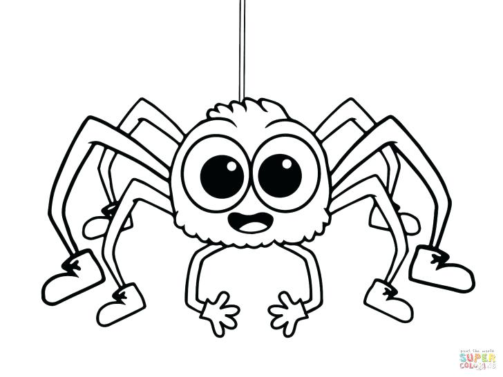 728x546 Spider Monkey Coloring Pages How To Draw Step By Characters Spider