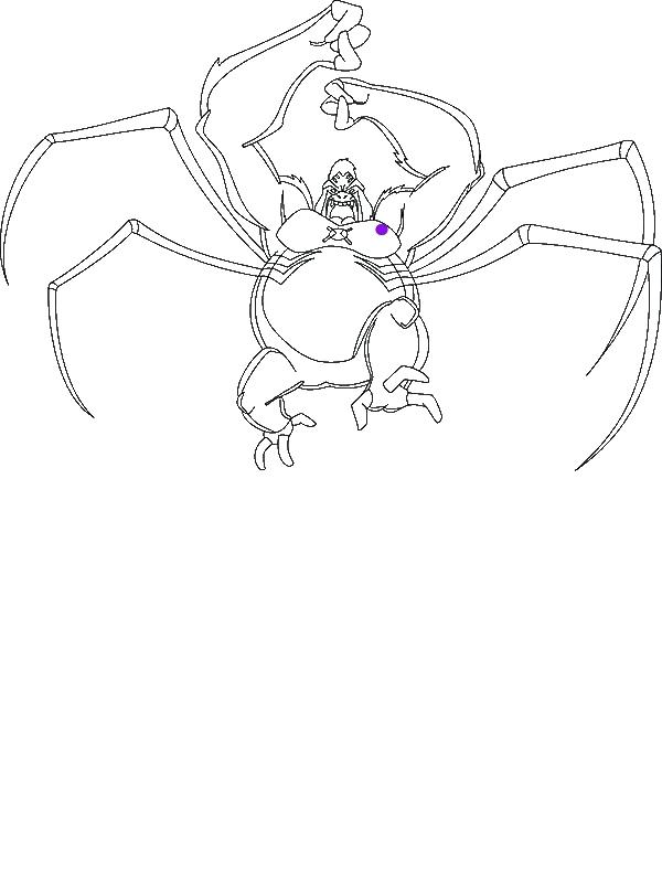 600x800 Spider Monkey Coloring Pages Pin Spider Monkey Coloring Sheet
