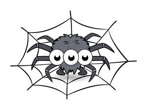 300x226 Spider's Web Cartoon