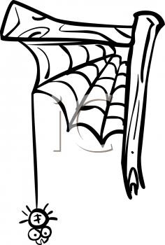 236x350 Spider Web Clipart Funny