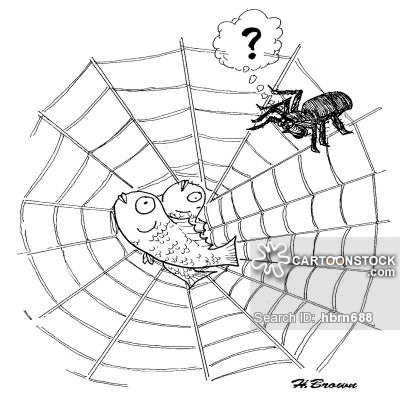 400x400 Spider Web Cartoons And Comics