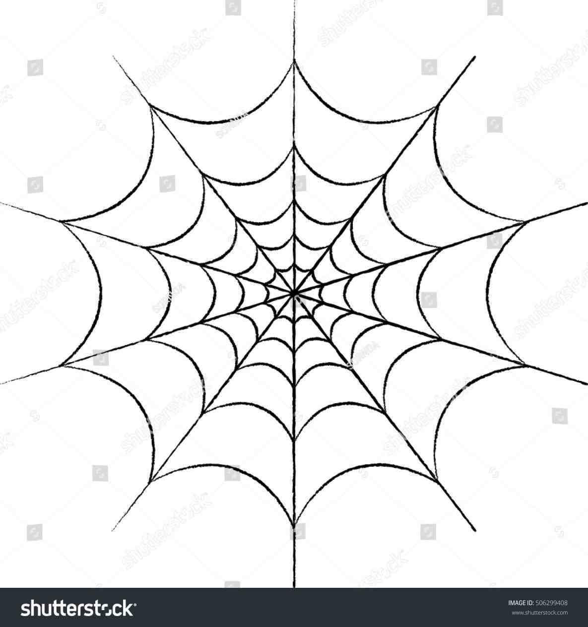 1185x1264 Shutterstock Vector Corner Spider Web Template Spider Web Stock