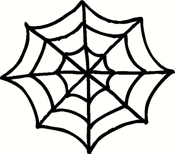 600x528 Pictures Of Spider Webs Clipart