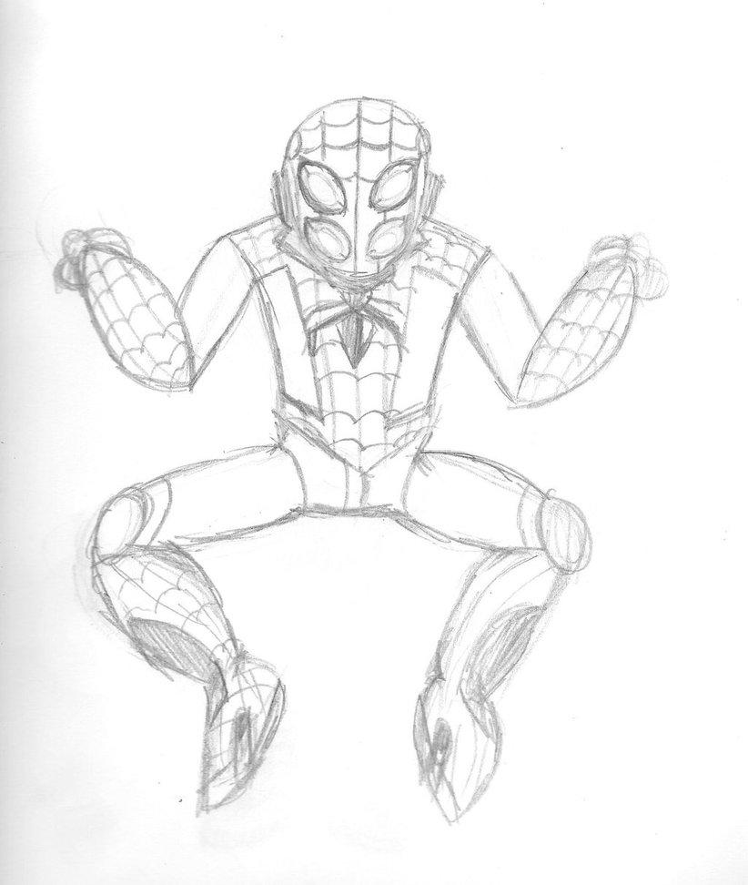 822x972 Armored Suit Spider Man's Alternate Helmet By Ryan91studio