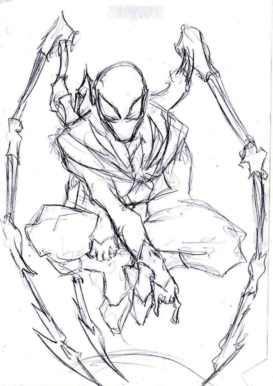 900x1275 Spiderman Civil War Suit By Kyo Erurikku