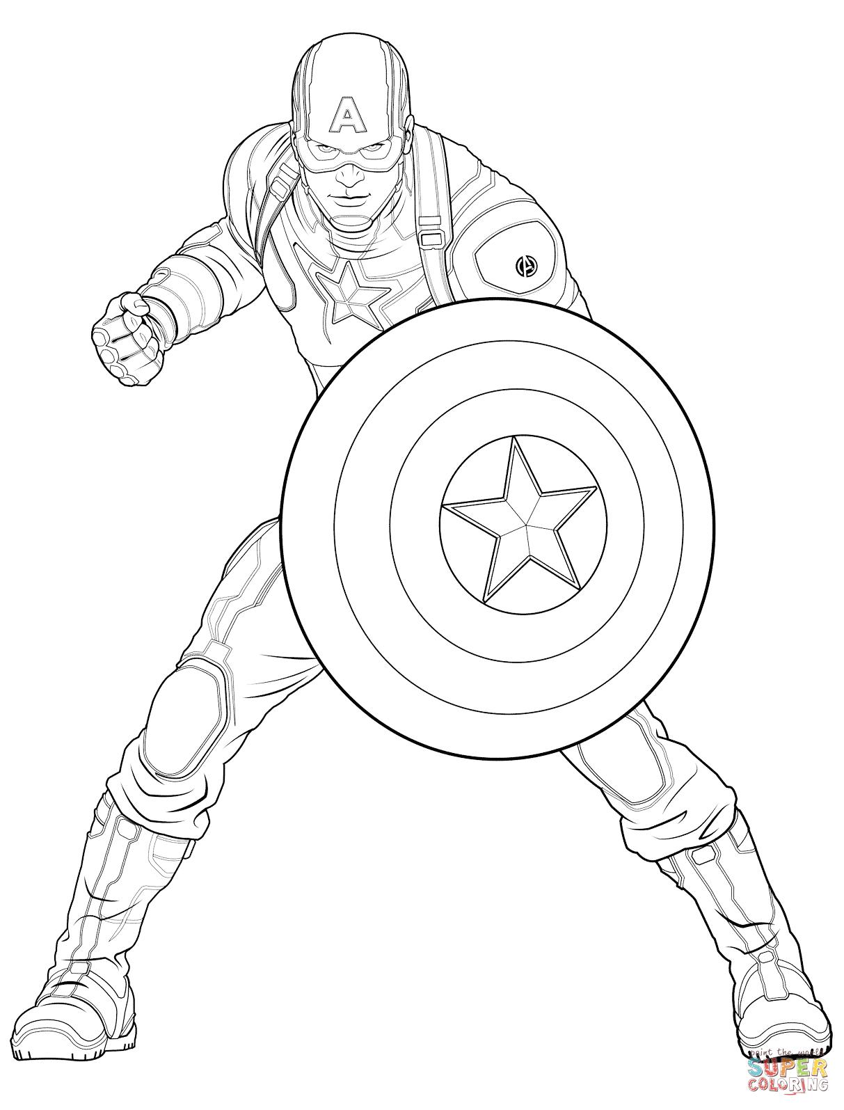 Spiderman Civil War Drawing at GetDrawings.com | Free for personal ...