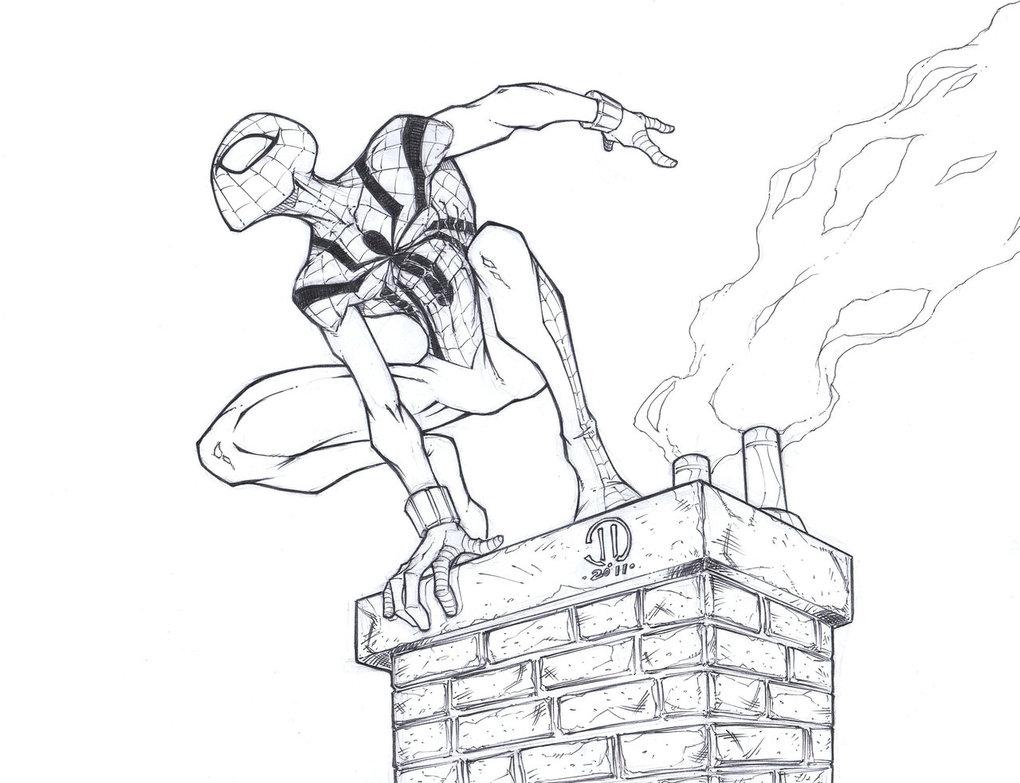 1020x783 Spiderman Ben Reilly By Joeyvazquez