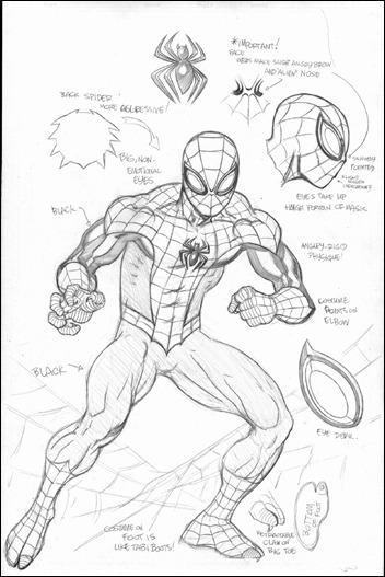 352x527 Favorite Spider Man Artists