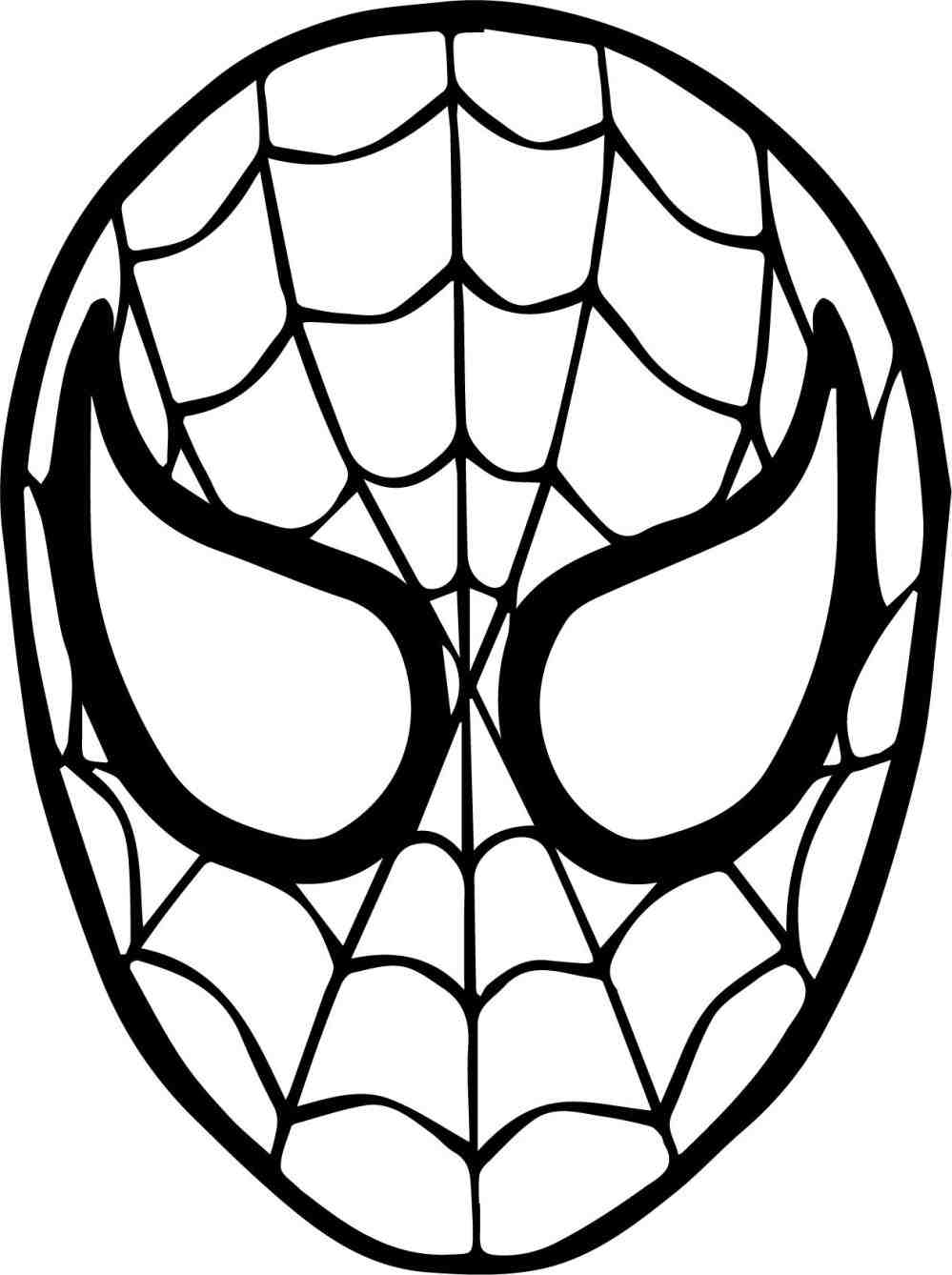 spiderman easy drawing at getdrawingscom free for