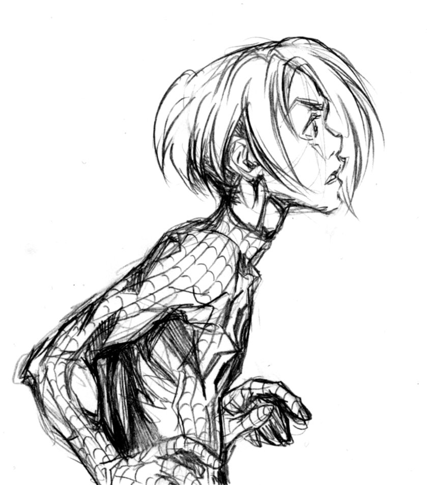 839x953 peter parker sketch 2 by tanashi on deviantart