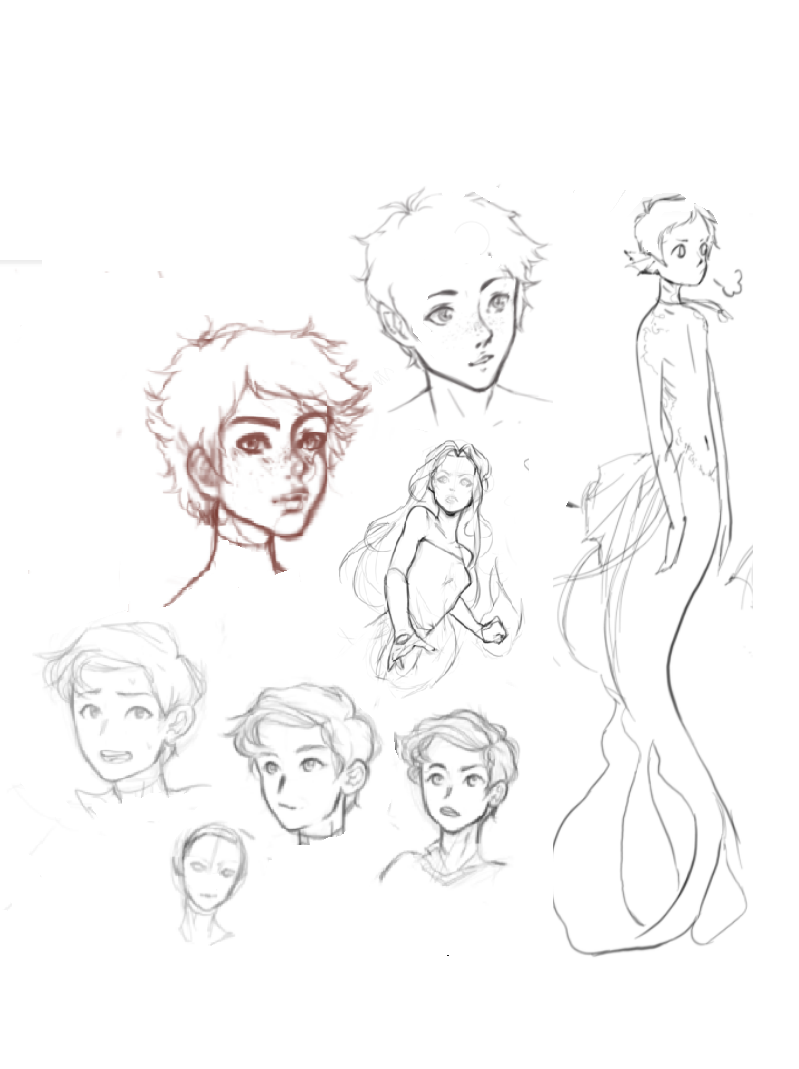 799x1069 Just A Doodle Dump, My Anatomy Is God Awful