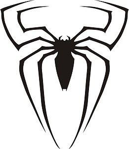 spiderman logo drawing at getdrawings com free for personal use rh getdrawings com spiderman logo drawing step by step spiderman drawing logo
