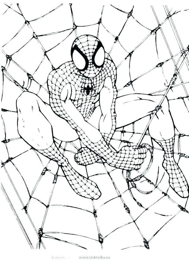 Spiderman Mask Drawing at GetDrawings | Free download