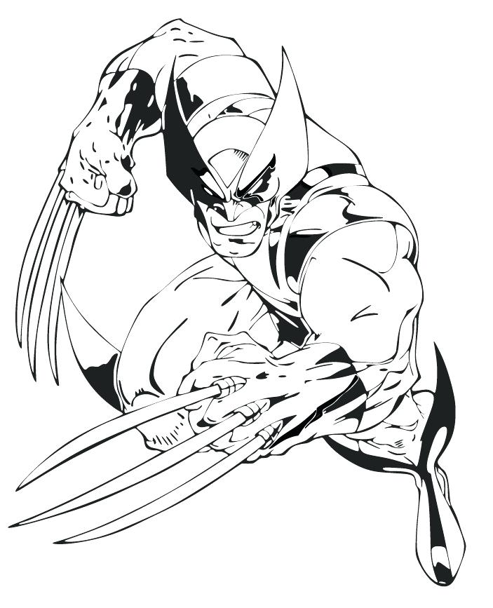 703x867 X Men Coloring Pages Free Free X Men Coloring Pages Free Lego