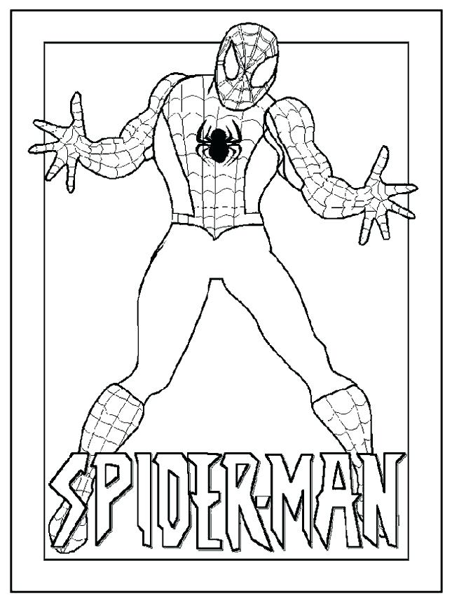 645x860 Free Printable Coloring Sheets For Kids Spiderman Shirts Spider