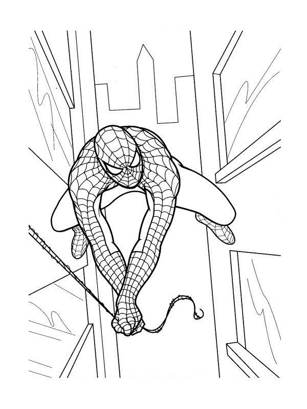 Spiderman Vs Batman Drawing
