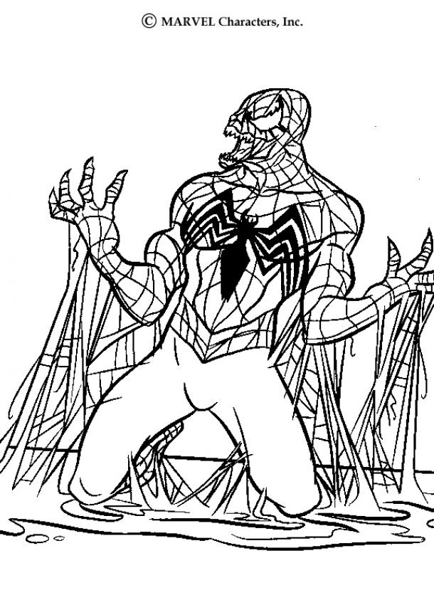 610x850 spiderman venom coloring pages 610x850 spiderman venom coloring pages 787x460 spiderman vs batman by rippal