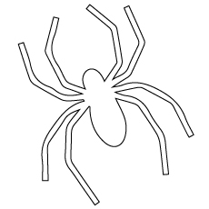 230x230 Top 10 Free Printable Spider Coloring Pages Online