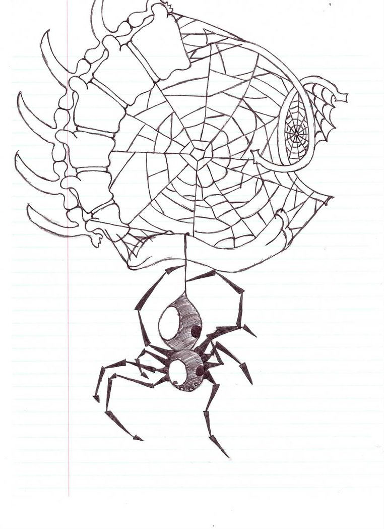 762x1049 Spider's Web Or Dream Catcher By Partner345