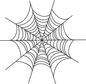 300x296 Spider Web Clipart Many Interesting Cliparts