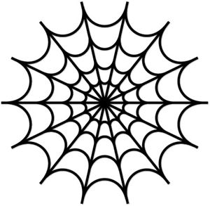 300x293 Spider Web Spiders Web Clip Art Free Vector In Open Office Drawing