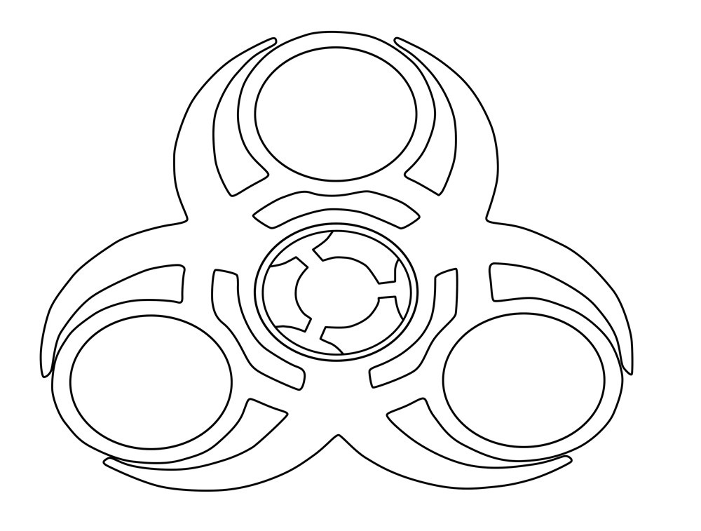 photograph regarding Fidget Spinner Printable identify Spinner Drawing at  No cost for specific employ