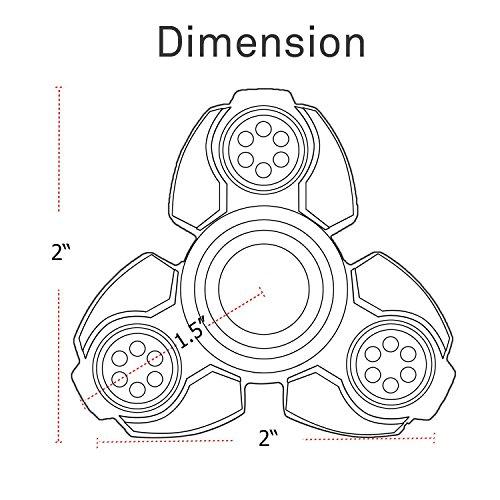 500x500 Igearpro Best Metal Fidget Spinner Hand Spinner, Edc Spinner