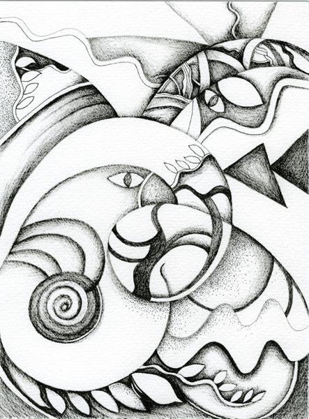 443x600 Drawings Susan Cohen Thompson
