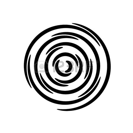 450x450 Spiral Black And White Pattern Stock Photos. Royalty Free Spiral