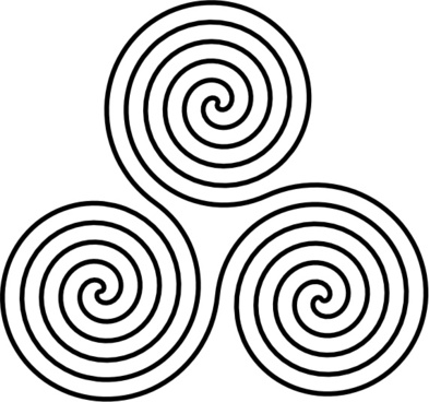 393x368 Spiral Free Vector Download (815 Free Vector) For Commercial Use