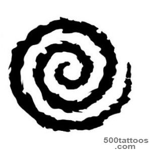 300x300 Spiral Tattoo Designs, Ideas, Meanings, Images