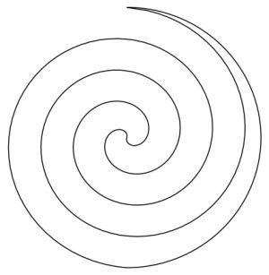 300x307 Christmas Spiral