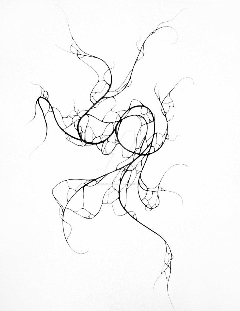 786x1016 Line Drawing