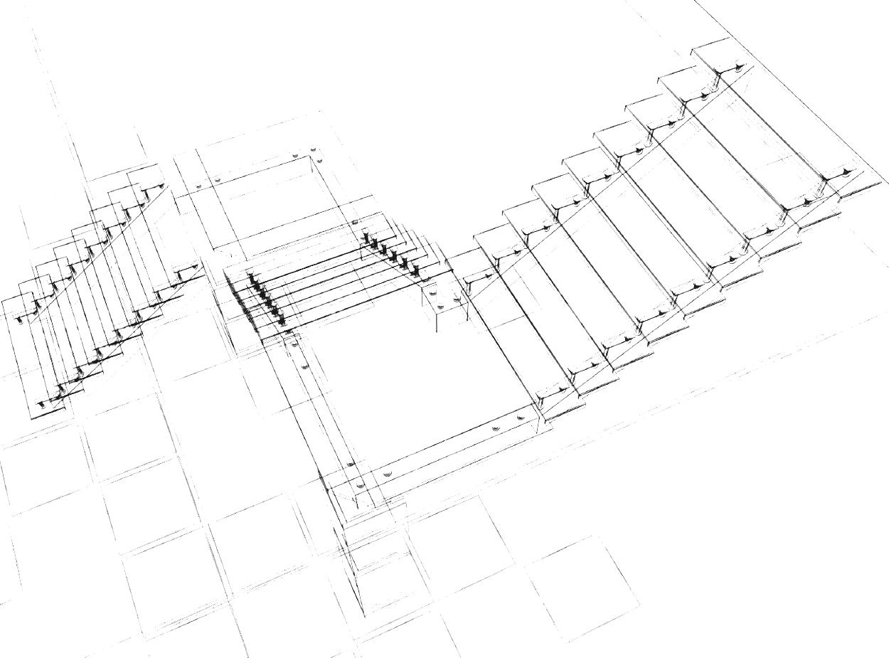 1250x925 Drawing Perspective And Plan View Of A Spiral Staircase That