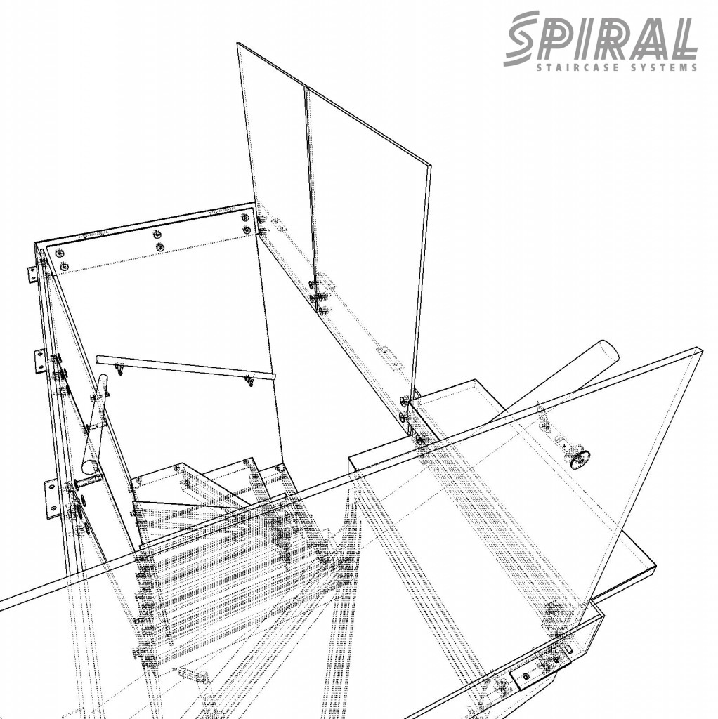 1022x1024 Spiral Stairs