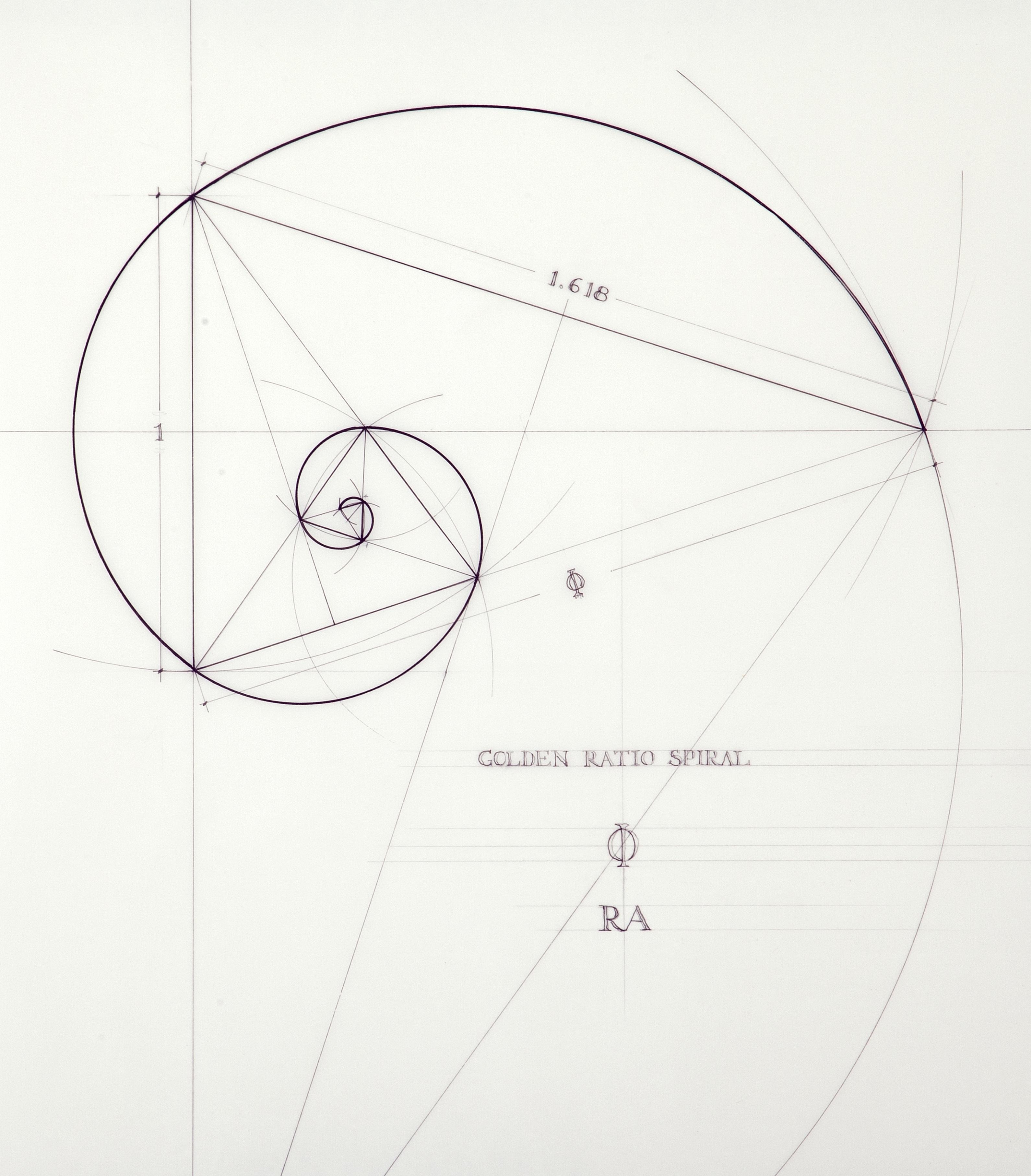 3180x3628 Rafael Araujo Draws Perfect Illustrations By Hand Using Math'S