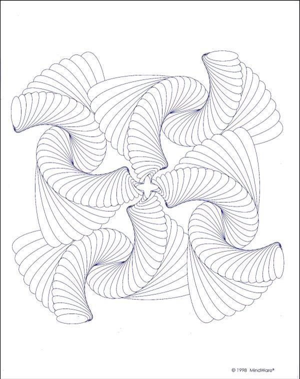 600x759 Spiral Doodle Art Doodles, Spiral And Mandala