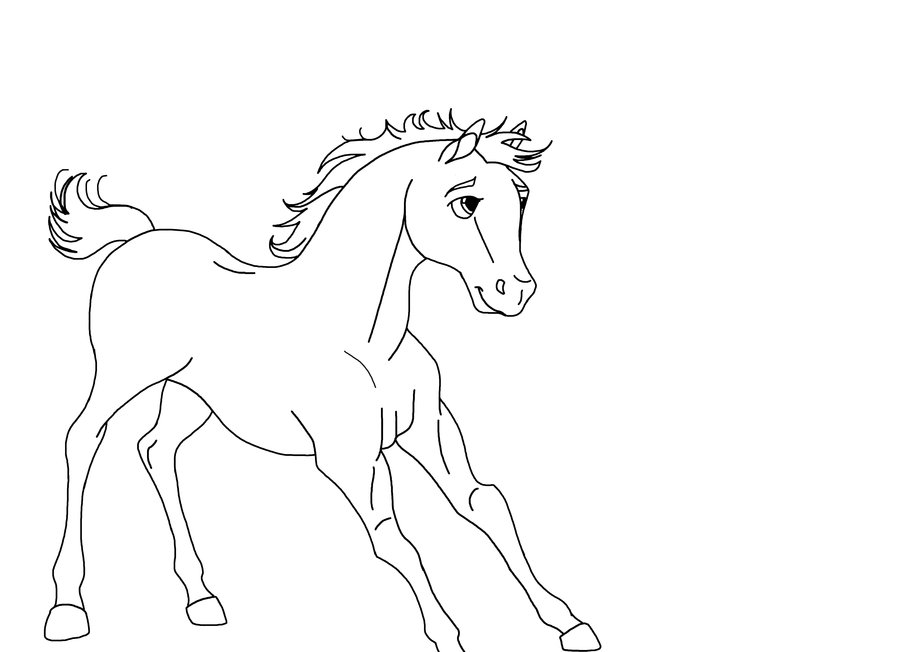 900x652 Spirit Stallion Of The Cimarron Coloring Pages